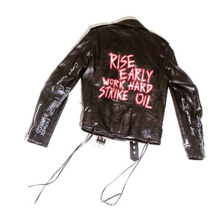 What Paint Can I Use On Leather Jackets